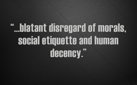 blatant-disregard-of