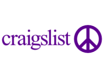 Craigslist logo. CC License.