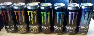 Monster Energy is a dangerous caffeinated product that can be found in the US and Singapore. The danger is that it brings out underlying heart conditions which can lead to comas and even death.
