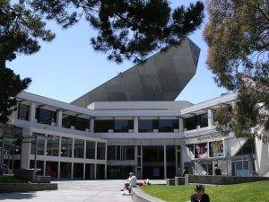 San Francisco State University's Student Center