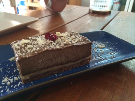 Chocolate Salted Caramel Fudge