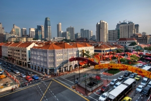 Singapores Chinatown. Photo from Creative Commons.