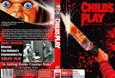 DVD Cover by Scott Tuccori