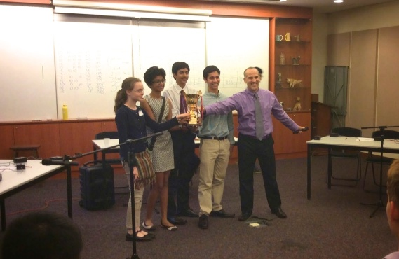 SAS 1st place Champions! Photo by Paul Welsh.