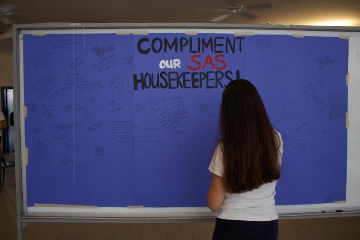 Housekeepers board