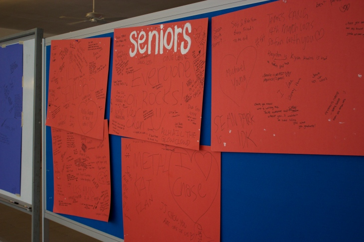 Senior board