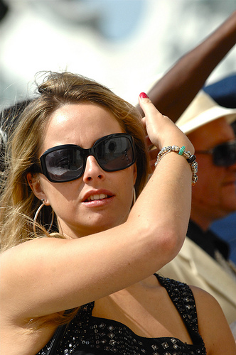 Sunglasses are the perfect summer accessory. Photo courtesy of Creative Commons.