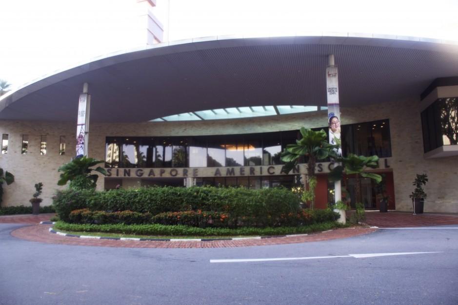 Main entrance to SAS. Photo by Janna Agustin
