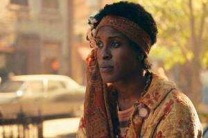 Marsha P. Johnson's character in the Stonewall movie. Photo from Stonewall movies official Facebook page.