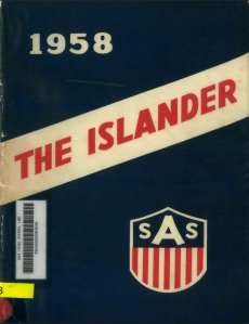 Cover of The Islander, Volume 1.