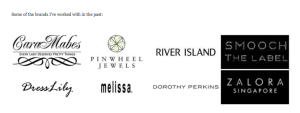 Companies that have worked with Meera