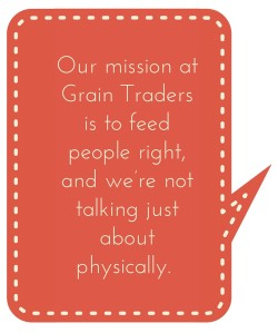 Grain Traders Quote