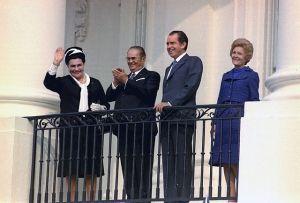 Josip Broz Tito and President Nixon - Creative Commons License