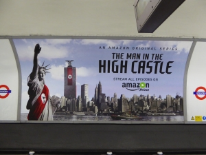 Advertisement for The Man in the High Castle - Creative commons license