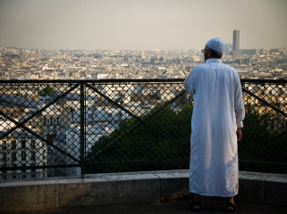 FR Society 38: Muslim in Montmartre