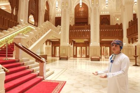 Muscat - Opera House