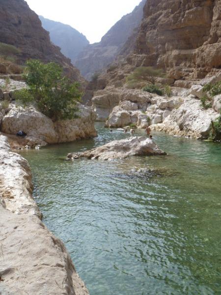 Wadi Shab 1