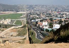 The Mexican border - Creative Commons license