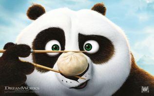 Kung Fu Panda 3 Child Panda Ring The Eye