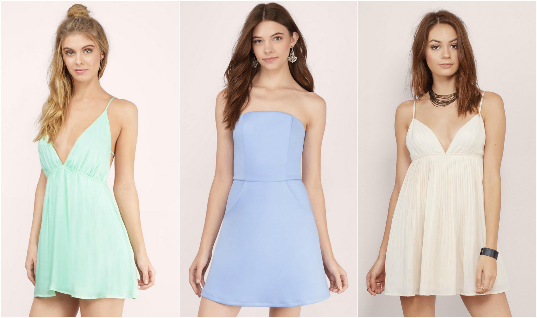 Best shopping spots for graduation dresses – THE EYE