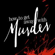 How to get away with murder logo. Taken from their promotional Facebook page.