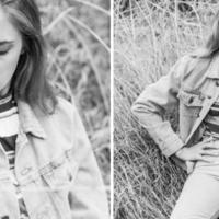 International student and model: Morgan Venn