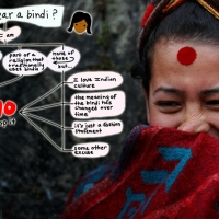 Bindis, Bharatanatyam, and Bollywood:  An Indian student reflects on Cultural Appropriation