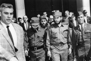 Fidel Castro in Washington - Creative Commons License