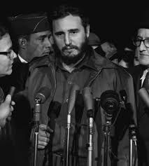 Fidel Castro speaking in Washington - Creative Commons License