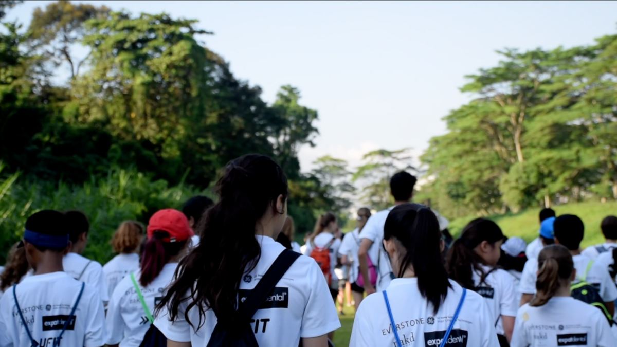 Walk for Water: 28 km for Charity