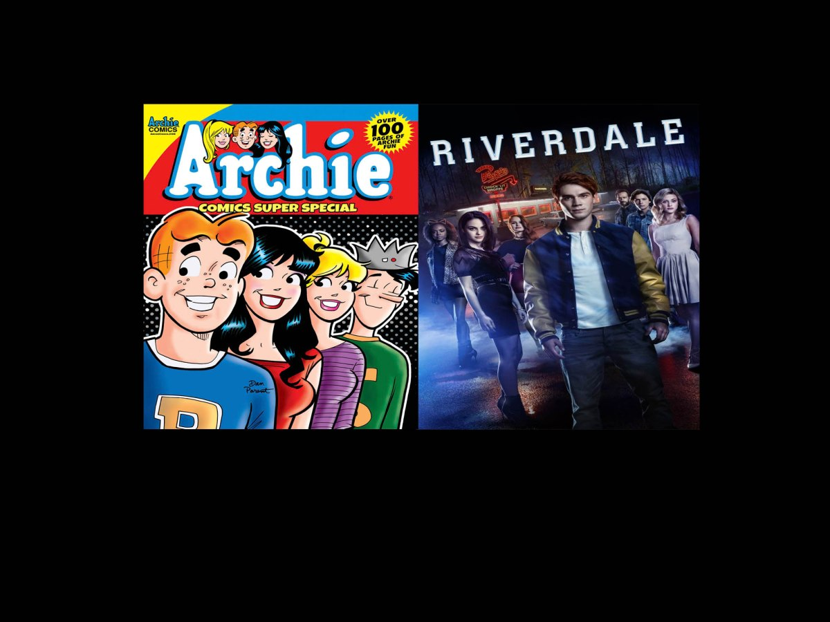 Archie Comics vs. Riverdale