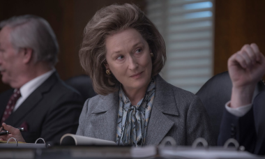 Meryl Streep is Kay Graham in The Post