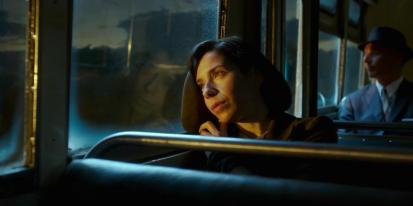 Sally Hawkins is Elisa in The Shape of Water