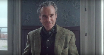 Daniel Day-Lewis is Reynolds Woodcock in Phantom Thread