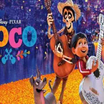 Coco: Best Animated Picture winner. A movie about a young Mexican boy trapped in the Land of the dead learning about his heritage. It is based on the Mexican holiday known as Dia de Los Muertos