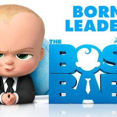Boss baby is a horrible film about a talking baby in a suit