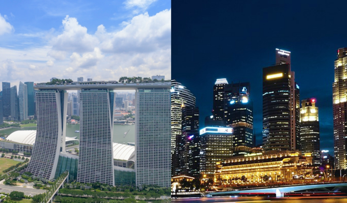 Is it Singapore or Hong Kong?