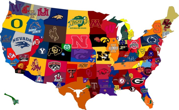 College-Map