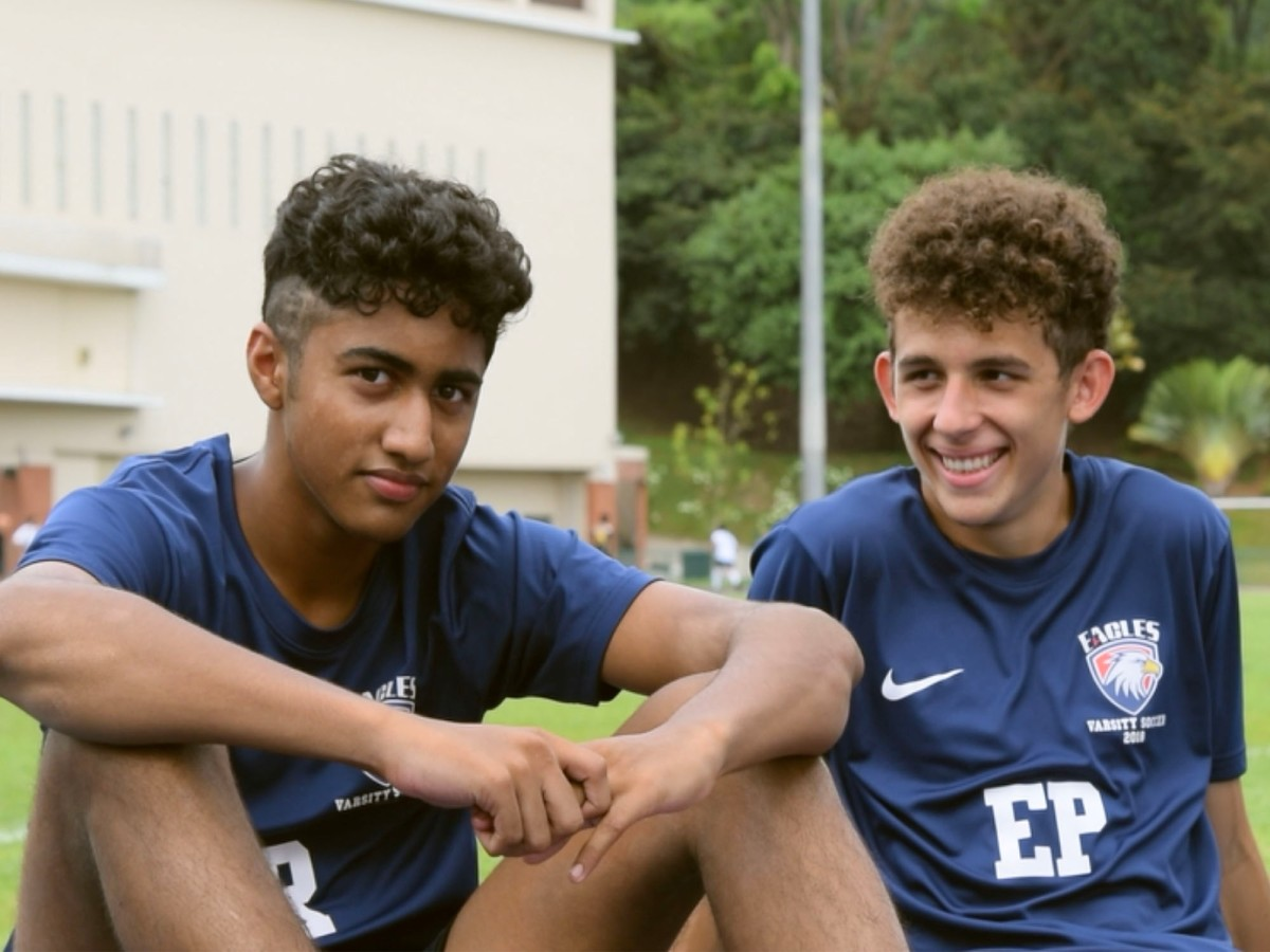 Meet the Players: Ethan Pizano and Krish Rapaka