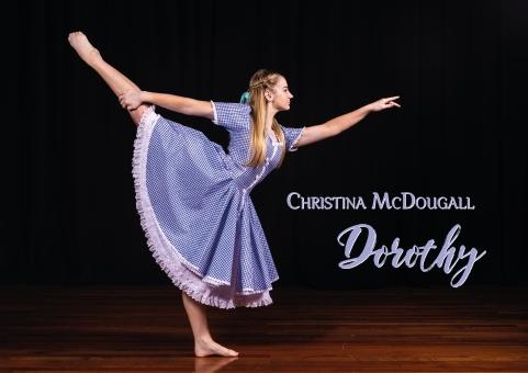 Christina McDougall