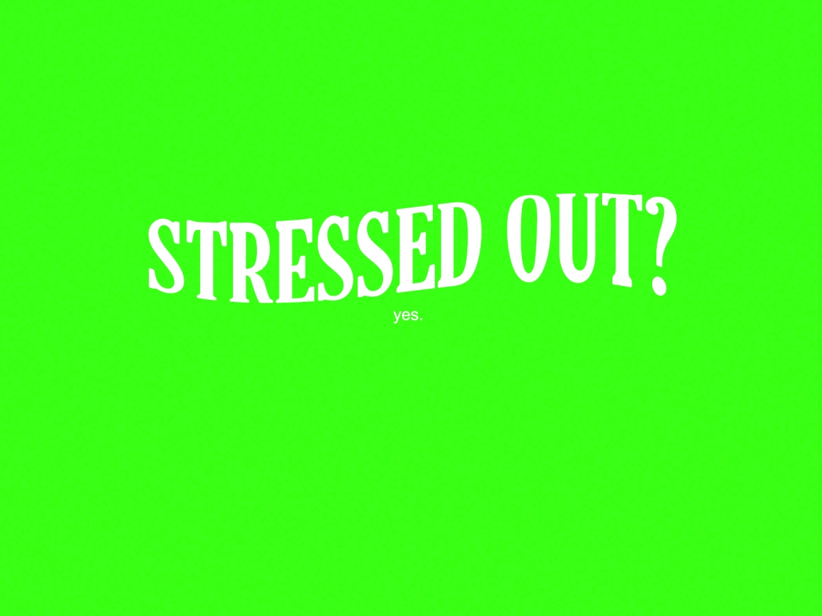 Students Talk About Stress