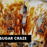Tiger Sugar Craze