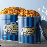 The Taste of Garrett Popcorn