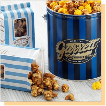 Garrett Popcorn Png