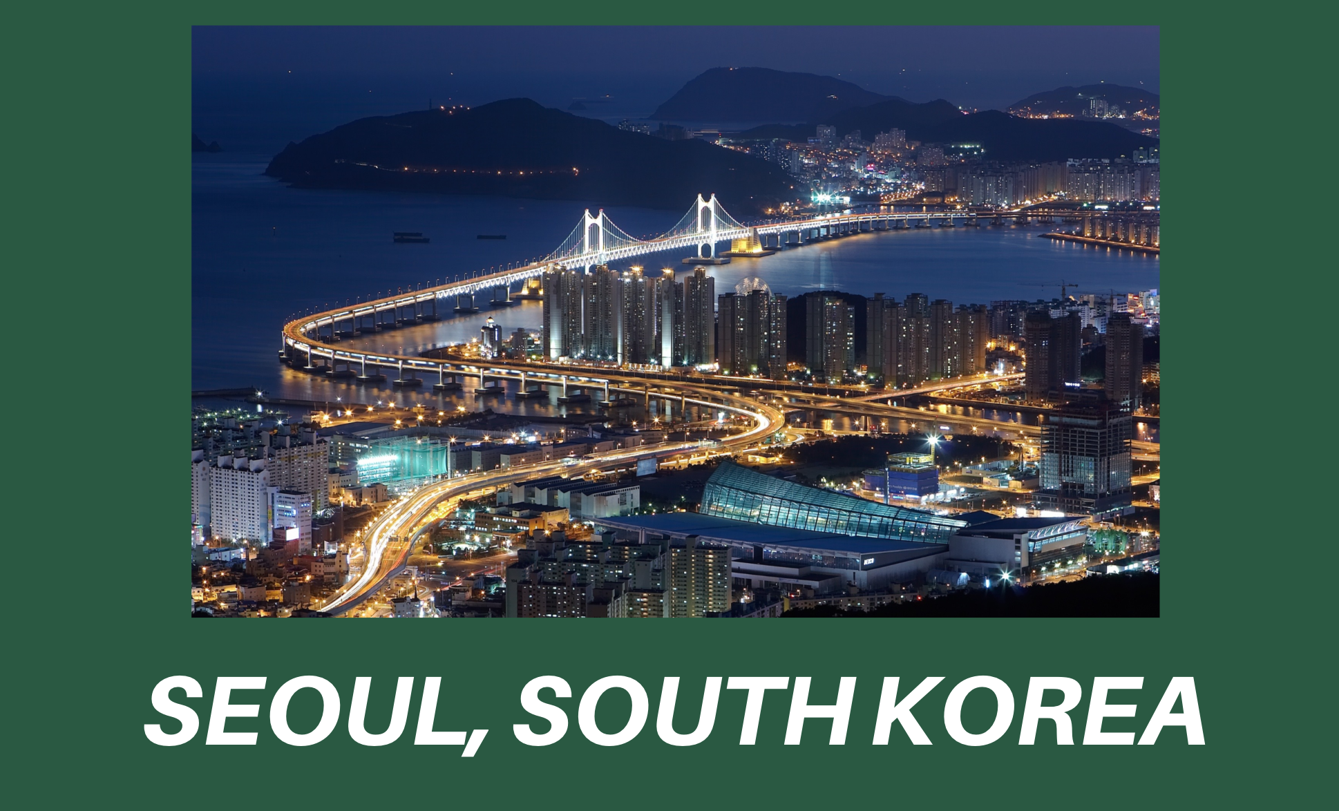 Top 3 Reasons Why You Should Visit Seoul Over Summer – THE EYE