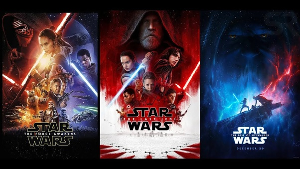 Image result for star wars sequel trilogy
